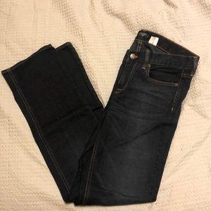 NWOT J. Crew Boot Cut Jeans